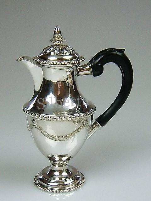 Klassizistisches Kännchen aus Silber, Minden in Westfalen