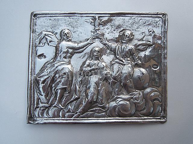 Seltene Rokoko Silberarbeit aus Straubing, Mitte 18. Jahrhundert